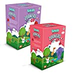 Timios Zookers Mix Flavours | Kids Snacks | Baby Snacks for 12+ Months