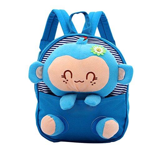 zhhlaixing-hochwertiger-rucksack-cute-cartoon-designer-kindergarten-small-monkey-children-bags-schoo