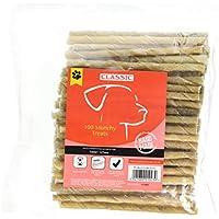Frigera Snack Perro de Piel Buey Trozados - 400 gr