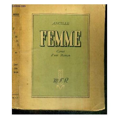 FEMME - CARNET D'UNE MAMAN