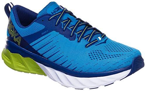 Hoka Arahi 3, Zapatillas de Running por Hombre, Azul (DresdenBlue/SodaliteBlue DBSTB), 48...