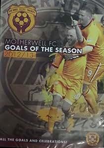 Motherwell FC Goals Of The Season 2012/13
