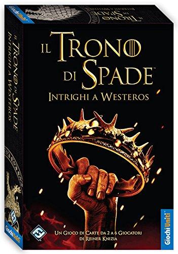 Giochi Uniti - Il Trono di Spade e Intrighi a Westeros