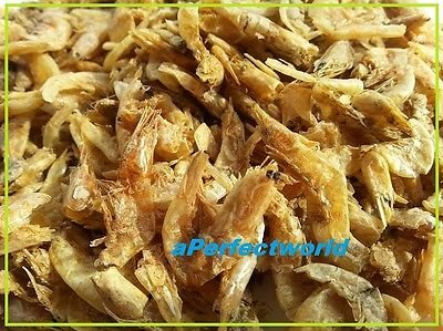 Dried-River-ShrimpNatural-food-treat-for-KoiCichlidAqua-FishTurtleTerrapinsReptile-Various-Pack-Size