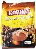 Kopiko Instant 3 in 1 Brown Coffee - 30 Packets/Bag (26.5 Oz) by Kopiko