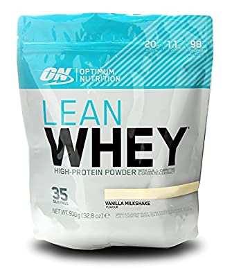 Optimum Nutrition 930g Vanilla Lean Whey from Optimum Nutrition
