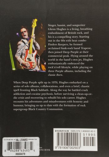 Glenn Hughes: The Autobiography