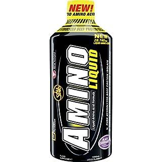 All Stars Amino Liquid, Schwarze Johannisbeere, 1er Pack (1 x 1000 ml)