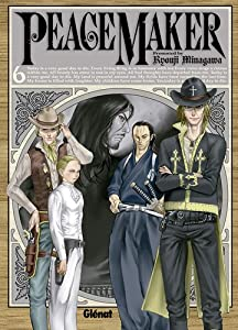 Peace Maker Edition simple Tome 6