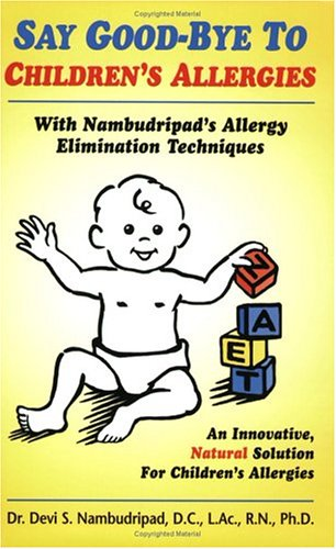 Say Good-Bye to Children's Allergies