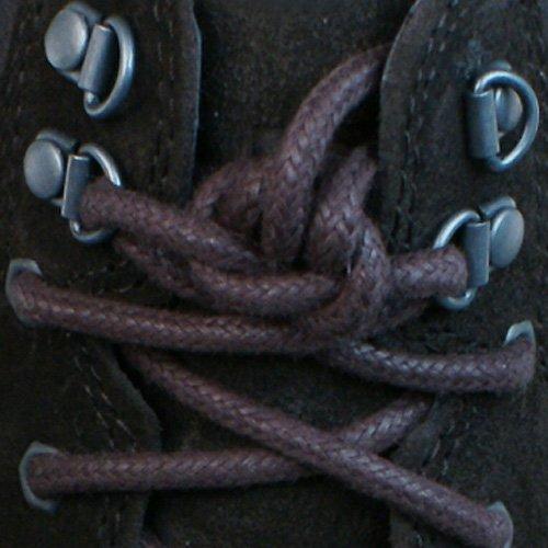 Caterpillar Felicity Wedge Heel emmes Bottines en daim / Chaussures Marron