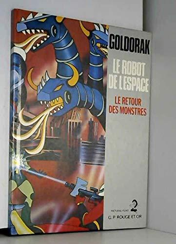 Goldorak le robot de l'espace - Le Retour des monstres