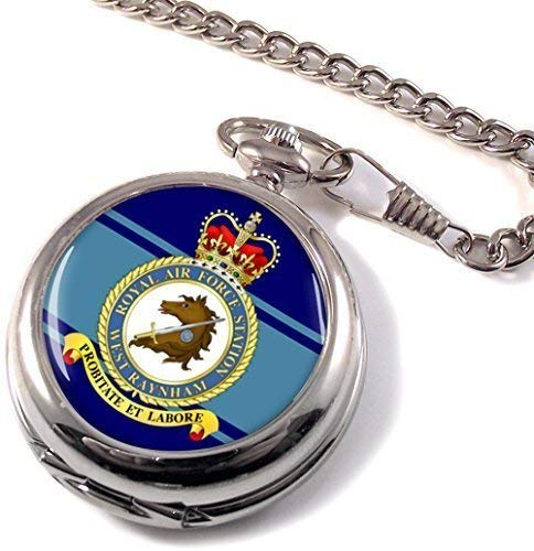 Royal Air Force Station West Raynham (Raf ) Poche Montre