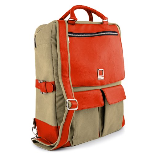 lencca-alpaque-crossover-backpack-for-laptop-apple-macbook-pro-air-notebook-raw-reige-and-orange