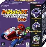 Pack Console Nintendo Gamecube Violet + Mario Kart Double Dash - Edition Limitée