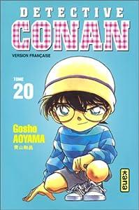 Détective Conan Edition simple Tome 20