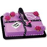 Favorite High Heels DecoSet Cake Decorat...