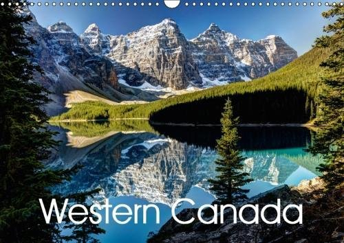 Calendar 2018 DIN A3 Landscape): Fascinating photos of the awesome landscapes in the western part of Canada (Monthly calendar, 14 ... [Kalender] [Apr 01, 2017] Gerber, Thomas (Western Photo)