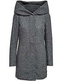 ONLY Damen Mantel Onlsedona Light Melange Coat Cc OTW