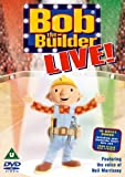 Bob The Builder - LIVE! [DVD] [1999]