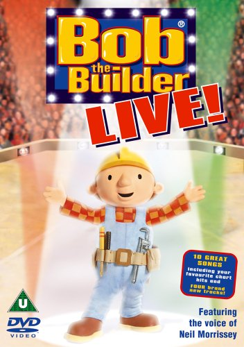 Bob The Builder - LIVE   DVD   1999