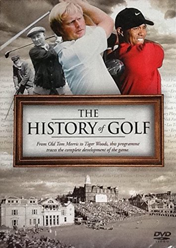 The History of Golf [DVD] by Bernard Gallacher -