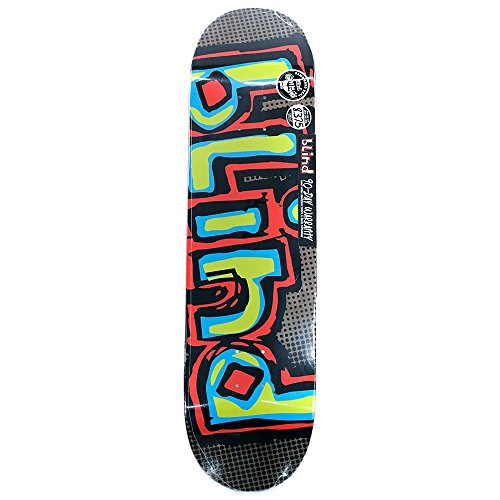 Blind OG Logo R7Skateboard Deck–21,3cm (Og Logo Deck)