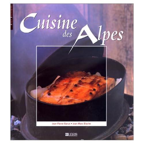 Cuisine des Alpes