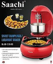 Saachi Sweet Ball Luqaimat Maker NL-SB-1010 (RED)