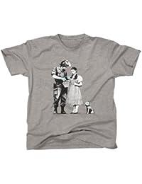 Banksy Dorothy Policeman Men's, Men's T-Shirt