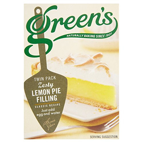 Greens Lemon Pie...