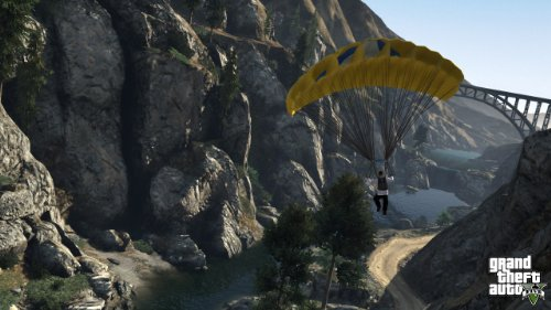 Grand Theft Auto V – [PlayStation 3] - 11