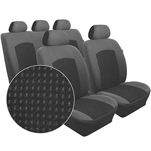 Preisvergleich Produktbild Premium Sitzbezüge Komplettset für VW Golf IV Variant 1999-2006 Design D2