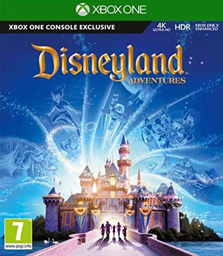 Disneyland Adventures Jeu Xbox One