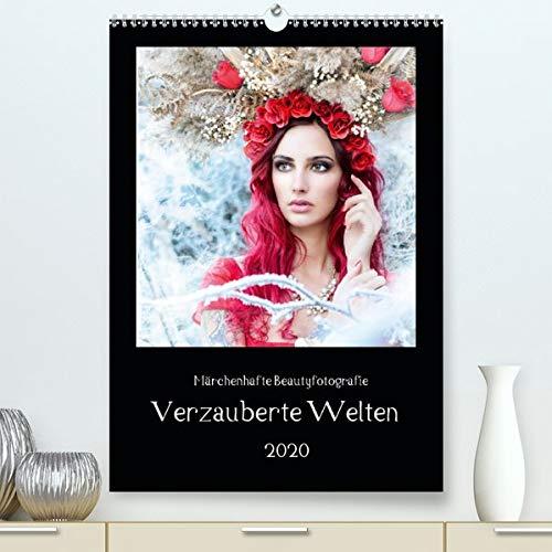 Märchenhafte Beautyfotografie - Verzauberte Welten(Premium, hochwertiger DIN A2 Wandkalender 2020, Kunstdruck in Hochglanz): Geheimnisvolle ... 14 Seiten ) (CALVENDO Menschen) (Bodypainting Für Kostüm)