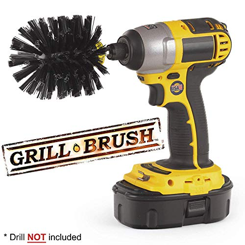 BBQ Grill Accessories - The Grill Brush - Grill Cleaner - Barbeque Grill - Charcoal grill - Charbroil Grill - Electric Smoker - Smokers and Grills - Grill Scraper - Grill Cleaner - BBQ Tools
