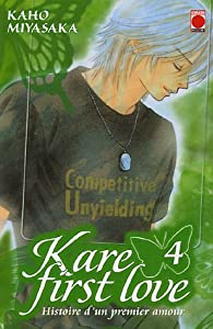 Kare first love Edition simple Tome 4