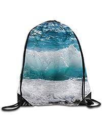 Preisvergleich für MaJack Spray, personalisierbar, mit Kordelzug, für Reisen, Schulrucksack