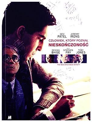 The Man Who Knew Infinity [DVD] [Region 2] (IMPORT) (Keine deutsche Version)