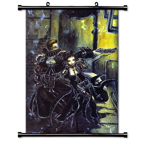 bf3a9ce7a2c41 Trinity Blood Anime Fabric Wall Scroll Poster (32