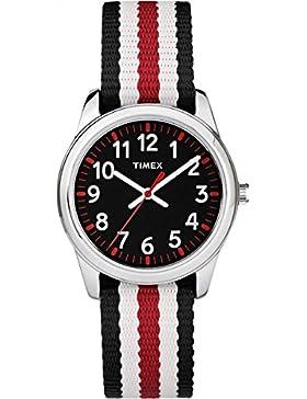 Timex Kinder-Armbanduhr Analog Quarz TW7C10200