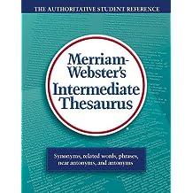 Merriam-Webster's Intermediate Thesaurus