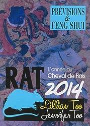 Rat 2014 - Prévisions & Feng Shui