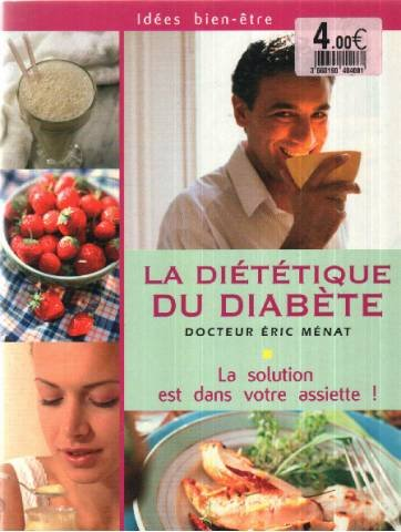 Diététique du Diabete (la)