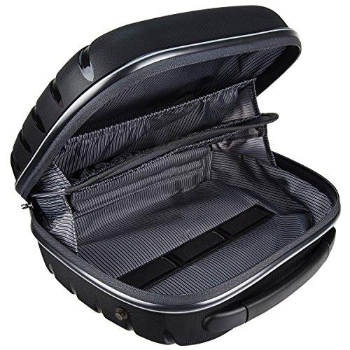 TITAN LIMIT Beautycase, 823702-01 Kosmetikkoffer, 37 cm, 18 L, Schwarz - 2