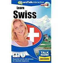 Talk Now Learn Swiss: Essential Words and Phrases for Absolute Beginners (PC/Mac)
