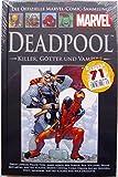 Die offizielle Marvel-Comic-Sammlung 63: Deadpool - Killer, Götter und Vampire