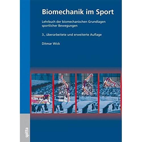 PDF] Biomechanik im Sport: Lehrbuch der biomechanischen Grundlagen ...
