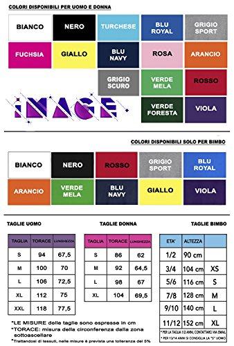 iMage T-Shirt Addio al Celibato Festa Party UBRIACHI Team Sposo - Matrimonio - by Uomo-XL-Bianca