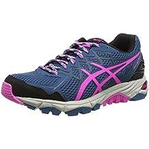 ASICS Gel-Fujitrabuco 4 - Zapatillas de correr en montaña para mujer